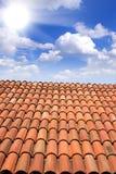 Dach Fotografia Royalty Free
