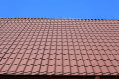 Dach. Zdjęcie Stock