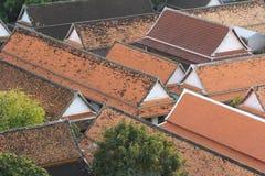 Dach lizenzfreies stockfoto