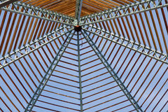 Dach-Binder Lizenzfreie Stockbilder