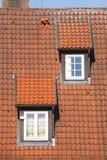 Dach, dachowi okno zdjęcie royalty free