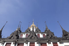 Dach-Dekoration Lizenzfreies Stockbild