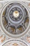 Dach der Basilika von Johannes der Baptist Stockbild