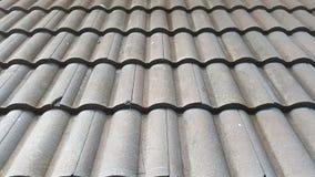 Dach in der Universität von Thailand Stockfotografie