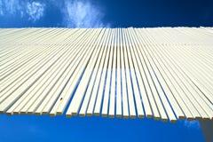 Dach des Gebäudes Stockbild