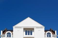 Dach des großen Hauses Stockfotos