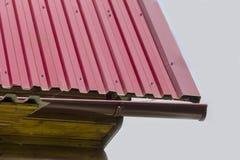 Dach des Hauses Stockbilder