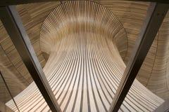 Dach des neuen Waliser-Montagegebäudes. Lizenzfreie Stockfotografie