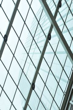 Dach eines Einkaufszentrums lizenzfreie stockfotos