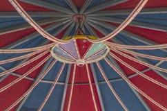 Dach fairground carousel Zdjęcie Royalty Free