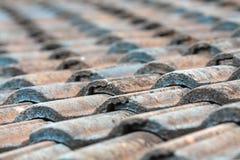 Dach-Fliesen Lizenzfreie Stockfotografie