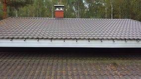 Dach i komin zbiory