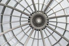 Dach im Glas Lizenzfreie Stockfotos