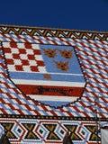 dach kościoła Zdjęcia Stock
