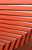 Dach-Lichtstrahl-Muster Lizenzfreie Stockfotos