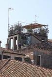 Dach Ogrodowy Wenecja zdjęcia royalty free