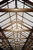 dach przemysłowe Obrazy Royalty Free