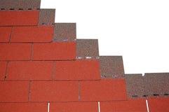 Dach-Schindeln Stockbild