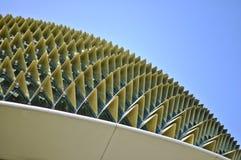 Dach Singapur esplanady Theatre Zdjęcie Royalty Free