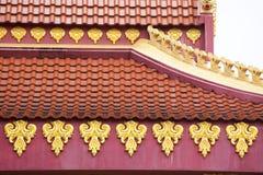 Dach Tajlandia Obraz Stock