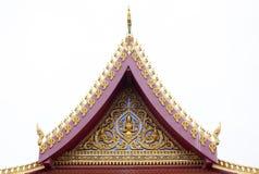 Dach Tajlandia Fotografia Stock