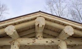 Dach von Klotz stockbild