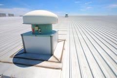 Dach wentylacje Obrazy Royalty Free