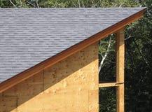 Dach-Zeile - 2 Stockfoto