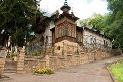 Dacha Feodor Chaliapin Royalty Free Stock Image
