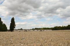 Dachau-τετράγωνο των εκκλήσεων Στοκ φωτογραφίες με δικαίωμα ελεύθερης χρήσης