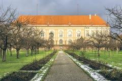 Dachau arkivbild