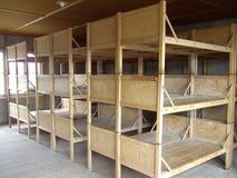 Dachau Bunk Beds Stock Photos