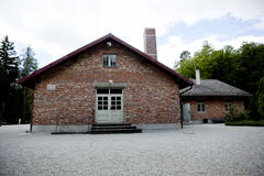 Dachau Concentration Camp. In Germany Stock Image