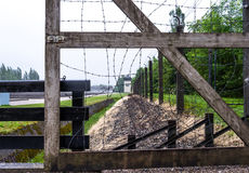 Dachau Concentration Camp Stock Image