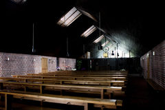 Dachau Concentration Camp Church Royalty Free Stock Photography