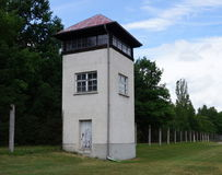 Dachau concentration camp, Germany Stock Image