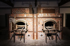 Dachau Concentration Camp Memorial Royalty Free Stock Photo