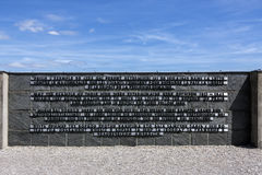 Dachau Nazi Concentration Camp - Alemanha Foto de Stock Royalty Free
