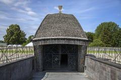 Dachau Nazi Concentration Camp - Alemanha Fotografia de Stock