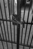 Dachau Nazi Concentration Camp - Tyskland Arkivbilder