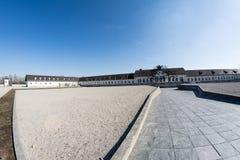Dachau nazistkoncentrationsläger Royaltyfri Foto
