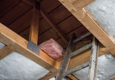 Dachboden Lizenzfreies Stockbild