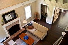 Dachboden-Ansicht Lizenzfreies Stockbild