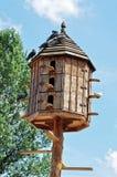 Dachboden für die Tauben mit Leiter lizenzfreies stockfoto