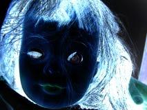 Dachboden-Puppe Stockbild