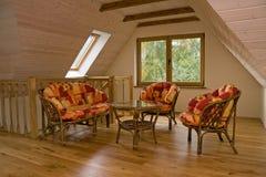 Dachbodenraum (1) Stockfotos