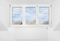 Dachfenster Lizenzfreies Stockbild