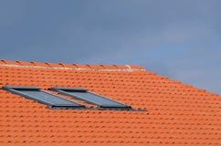 Dachfenster Lizenzfreie Stockfotografie