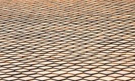 Dachfliesen. Stockfotografie