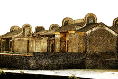 Dachitou ancient village in Guangdong Stock Image